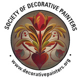 we are an affiliated chapter of the society of decorative painters - Society Of Decorative Painters